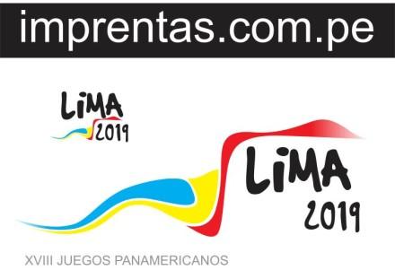 logo juegos panamericanos 2019 vector