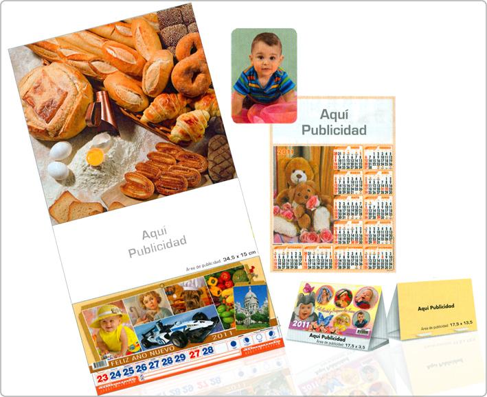 Almanaques y Calendarios Navarrete